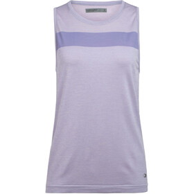 Icebreaker Motion Seamless Tank Top Women, orchid heather